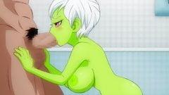 Dragon Ball Super: Lost Episode – Broly fucks Cheelai
